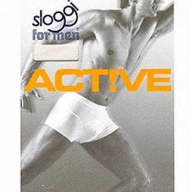 Sloggi active heren shorty