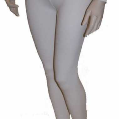 Ten cate dames thermo broek wit