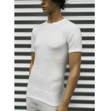 Thermo shirt met korte mouwen volwassenen